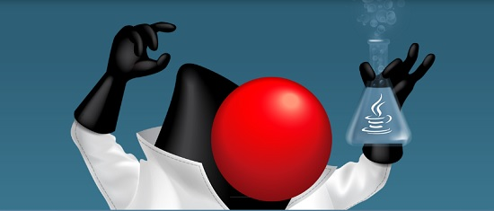 Java 20 banner